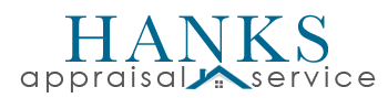 hanks appraisal service